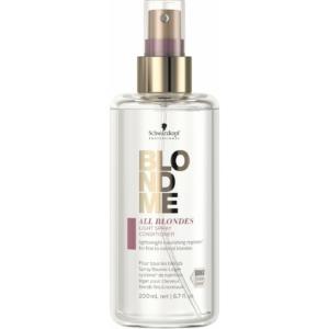 BlondMe Light spray balzsam mindenszőke hajra 200 ml