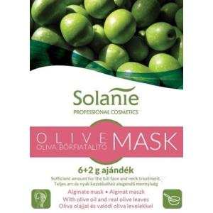 Solanie Alginát Oliva bőrfiatalító maszk 6g+2g