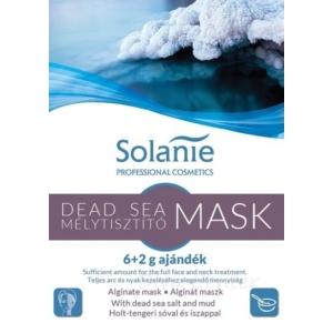 Solanie Alginát Holttengeri tisztító maszk 6g+2g