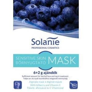 Solanie Alginát Sensitive Bőrnyugtató maszk 6g+2g