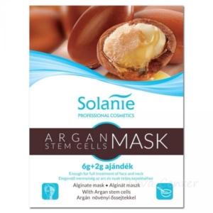 Solanie Alginát Argán növényi őssejtes maszk 6+2g