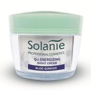 Solanie Q10 Energizáló éjszakai tápláló krém 50 ml