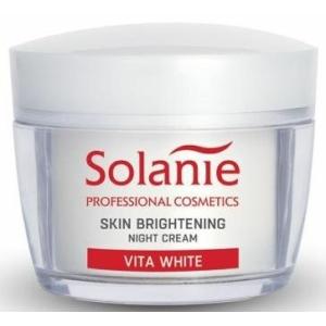 Solanie Vita White Bőrhalványító éjszakai krém 50 ml