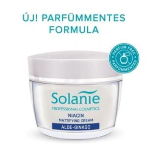 Solanie Niacin krém zsíros bőrre 50 ml