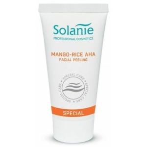 Solanie Mangó-Rizs AHA radír 30 ml