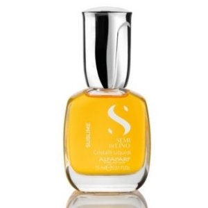 Alfaparf SEMI DI LINO Cristalli Liquidi hajvégápoló 15ml