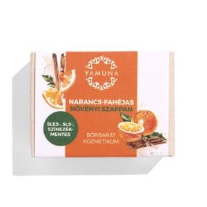 Yamuna prémium szappan Narancs-fahéjas 110g