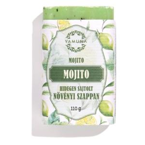 Yamuna Mojito hidegen sajtolt szappan 110g