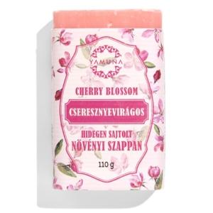 Yamuna Cseresznyevirágos hidegen sajtolt szappan 110g