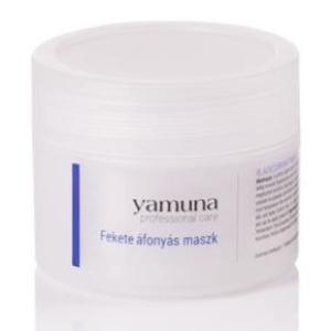 Yamuna Fekete áfonyás maszk 80g