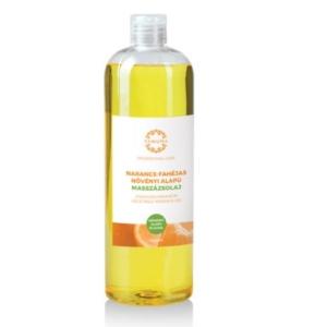 Yamuna növényi masszázsolaj Narancs-fahéjas 1l