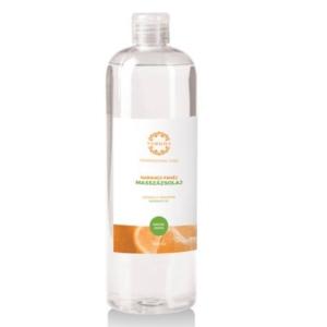 Yamuna paraffin masszázsolaj Narancs-fahéj 1l