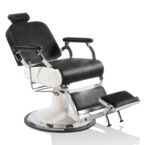 Hair Jaguar Barberszék - FEKETE