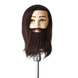 Babafej szakállal és hajjal
