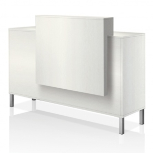 Atrium Consolle Compact Recepciós pult FEHÉR