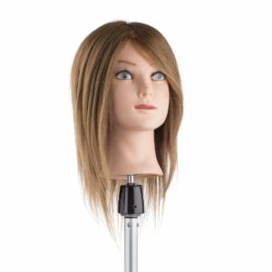 Babafej félhosszú Remy hajjal 30cm