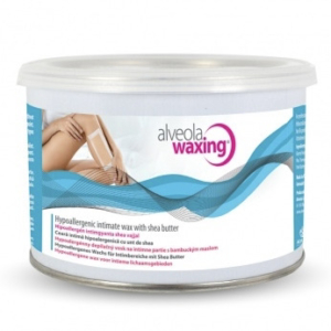 Alveola Waxing Intim elasztikus konzerv gyanta 400ml