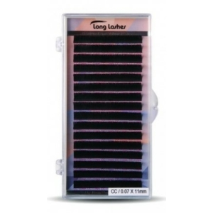Long Lashes Premium Rapid Volume pilla CC/0,07- 11 mm