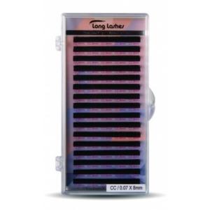 Long Lashes Premium Rapid Volume pilla CC/0,07-8 mm