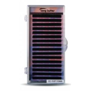 Long Lashes Premium Rapid Volume pilla CC/0,07- 9 mm