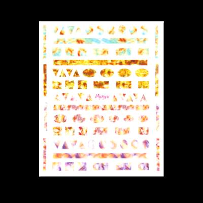 Moyra Öntapadós Matrica 06