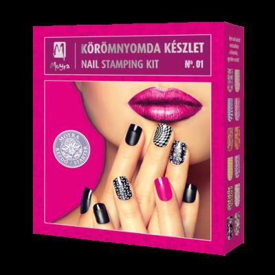 Moyra Körömnyomda Készlet No. 01