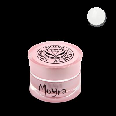 Moyra Fusion Acrylgel Natural Clear 5g