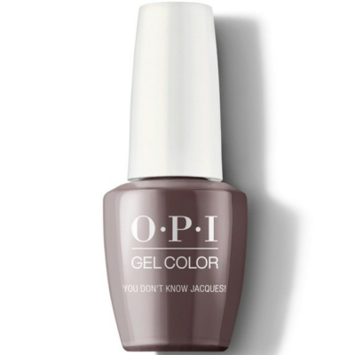 OPI GelColor - You Don't Know Jacques! 15ml