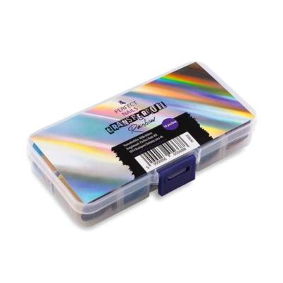 Perfect Nails Transzferfólia Készlet Rainbow
