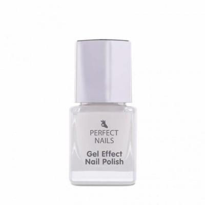 Perfect Nails Gel Effect körömlakk Fehér 7ml