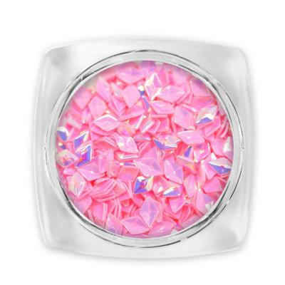Pearl 3D Gyémánt flitter - rózsaszín G4