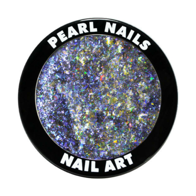 Pearl Galaxy Metal Flakes Blue