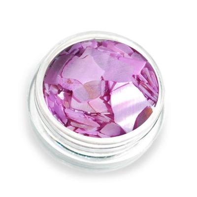 Pearl flakes - violet P10