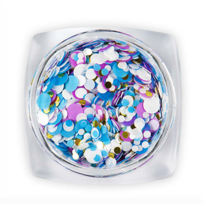 Pearl színes konfetti A1