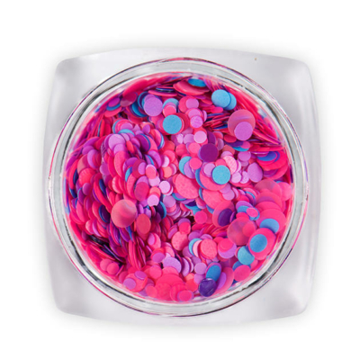 Pearl színes konfetti A3