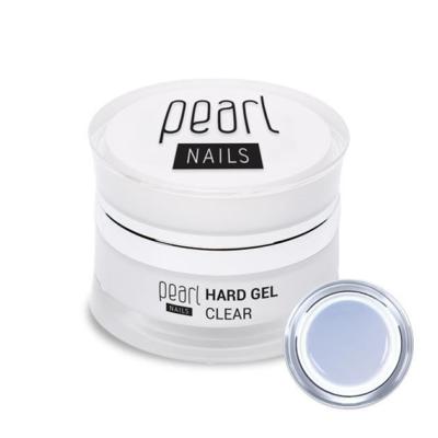 Pearl Hard Gel átlátszó építőzselé 50ml
