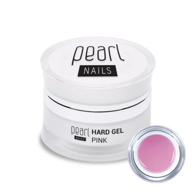 Pearl Hard Gel rózsaszín építőzselé 5ml