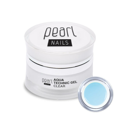 Pearl Aqua technic gel clear 50ML