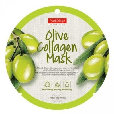 PureDerm Oliva mélytápláló maszk