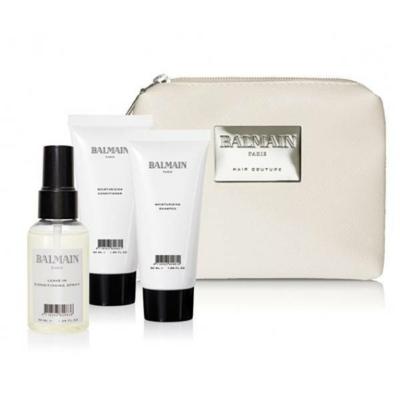 Balmain Luxury Care For Hair Couture Utazó hajápoló szett fehér