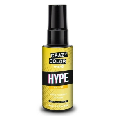 Crazy Color HYPE POWER Pure Pigment - Yellow