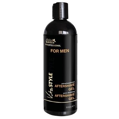 GG Vitastyle for men Pórusösszehúzó After Shave gél 500 ml