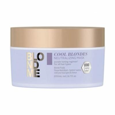BlondMe Cool pakolás hideg szőkére 200ml