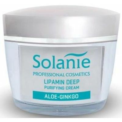 Solanie Lipamin mélytisztító krém 50 ml