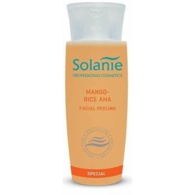 Solanie Mangó-Rizs AHA radír 150 ml
