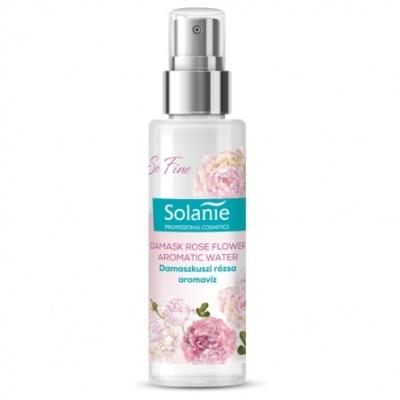 Solanie So Fine Damaszkuszi rózsa aromavíz 100ml
