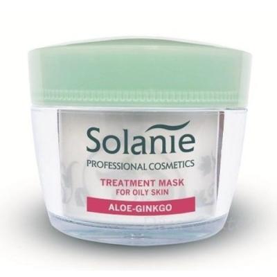 Solanie Gyógynövényes összehúzó arcpakolás 50ml
