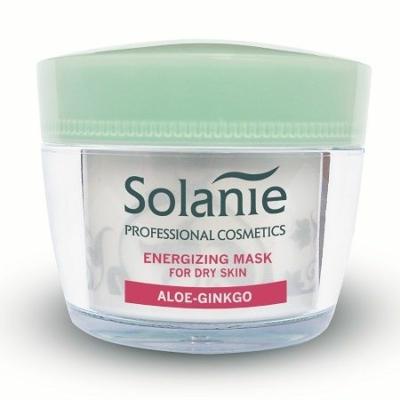 Solanie Energetizáló pakolás száraz bőrre 50ml