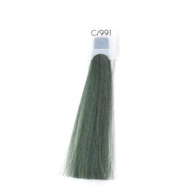 I-CARE színező kondícionáló - c991 minerális zöld 25g
