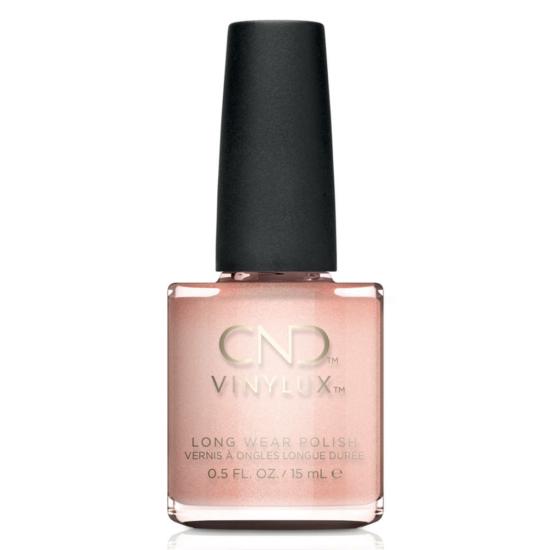 CND VinyLux Grapefruit Sparkle 15ml